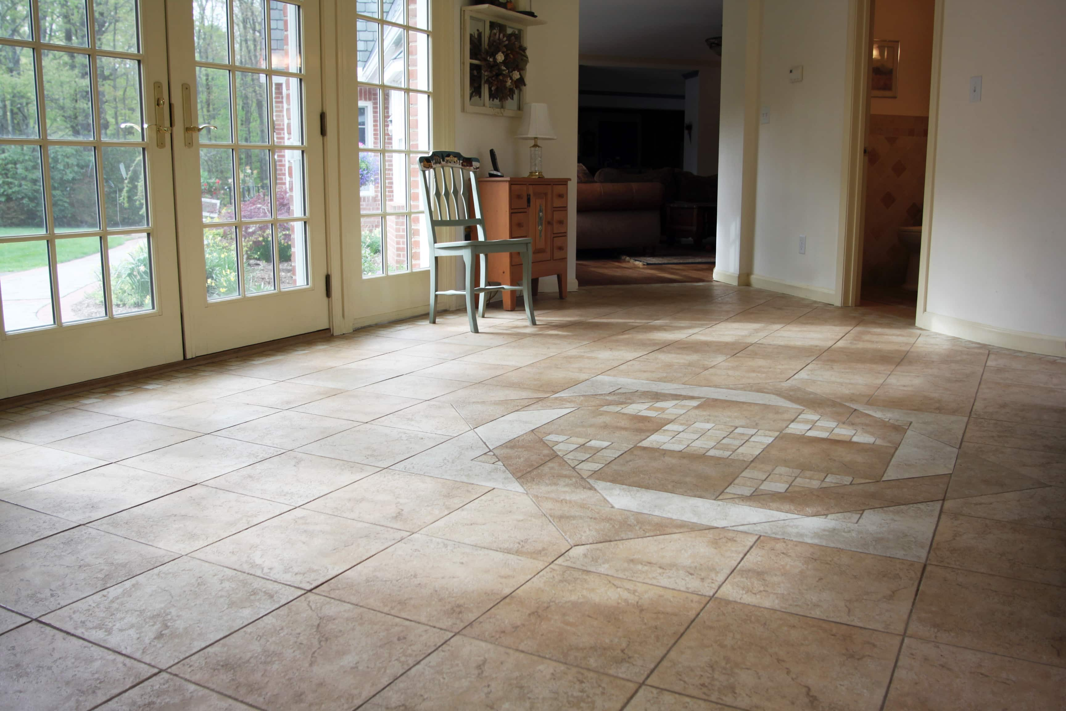 Flooring as a Focal Point. | Dalene Flooring