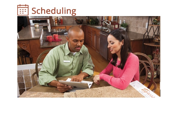 Scheduling your flooring project