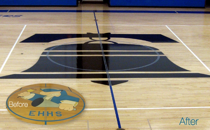 Athletic Flooring Systems In CT