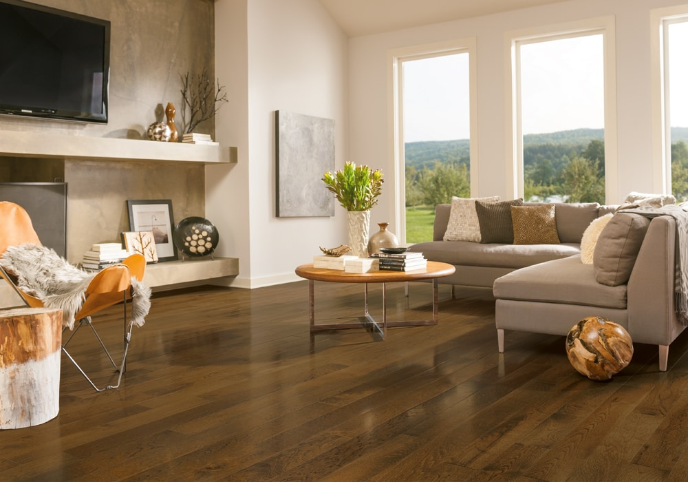 Armstrong hickory wood evening landing