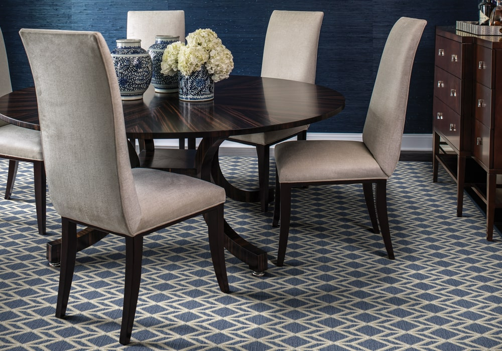 Stanton Carpet, style Rubicon, color Denim
