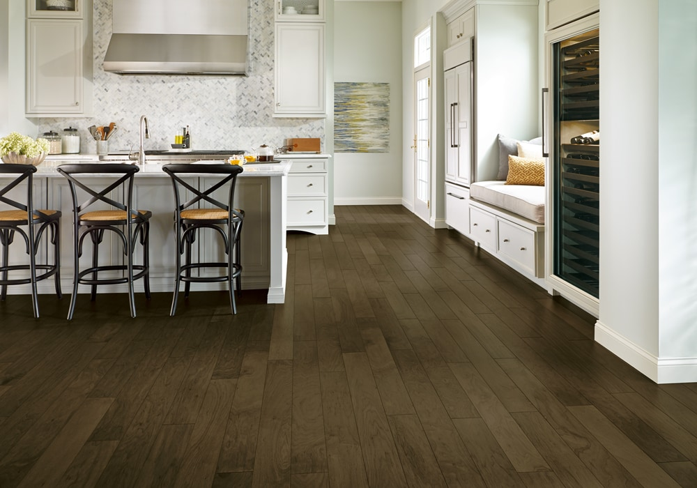 Armstrong walnut hardwood flint hill