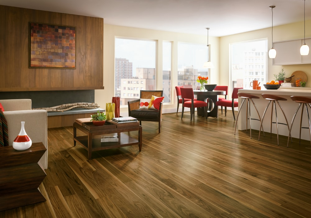 Armstrong walnut wood natural