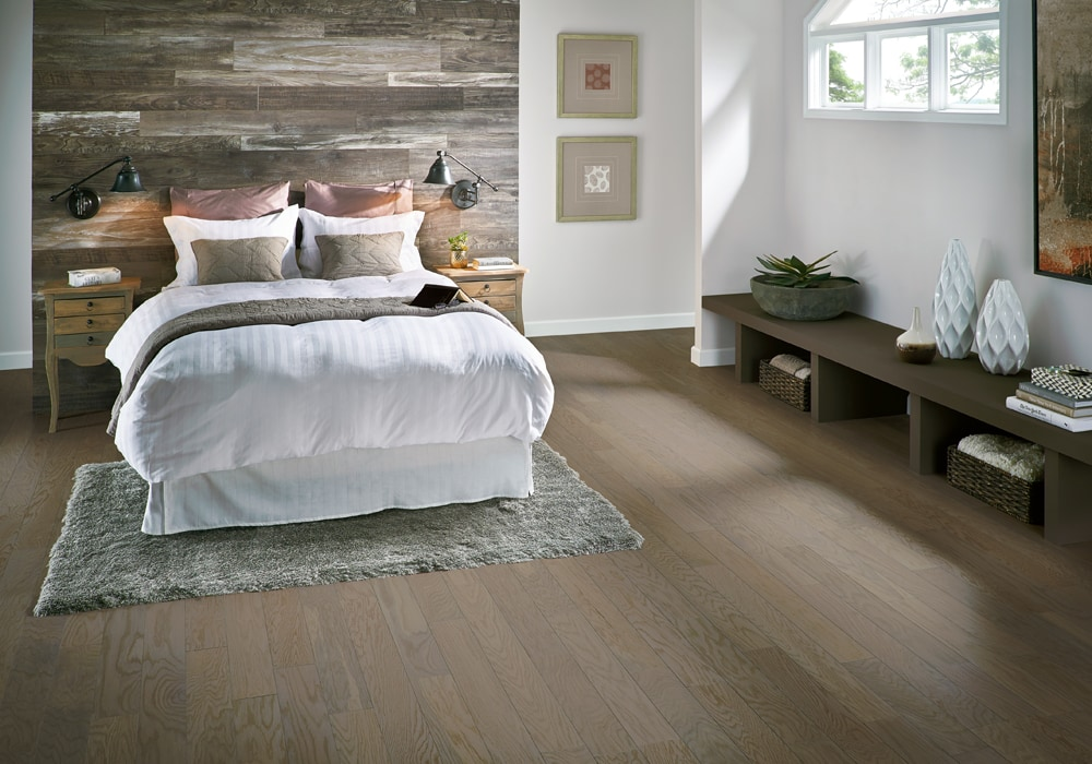 Armstrong White Oak Hardwood Coastline Wood