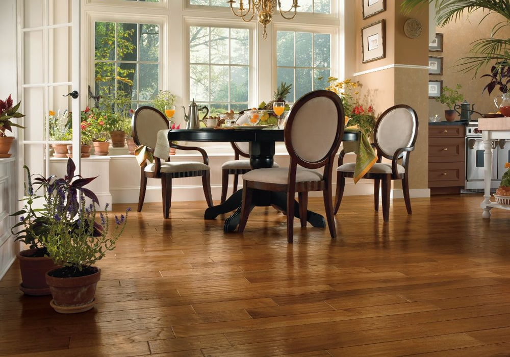 Armstrong Hickory - Honey Butter