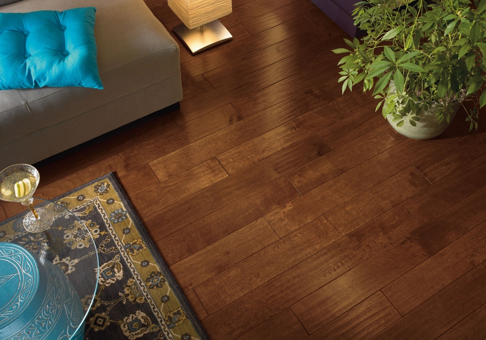 Armstrong hardwood birch cobbler brown