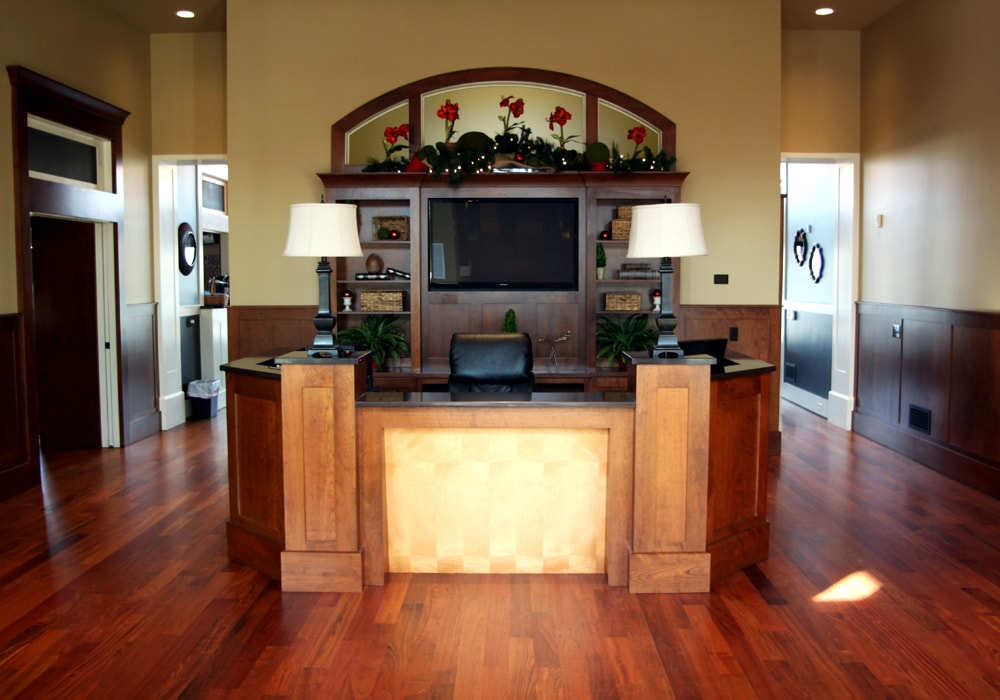 Brazilian Cherry Wood Flooring