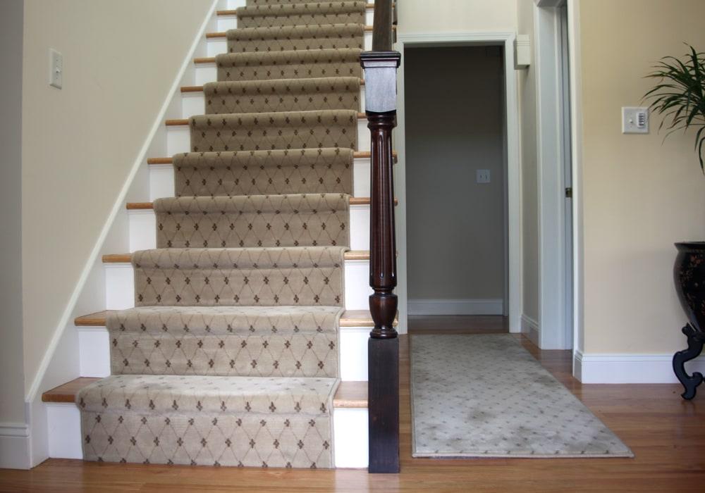 Stair And Hallway Carpet Runners Dalene Flooring