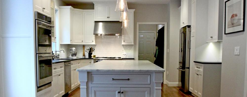 Tile Kitchen Backsplash in Canton, CT