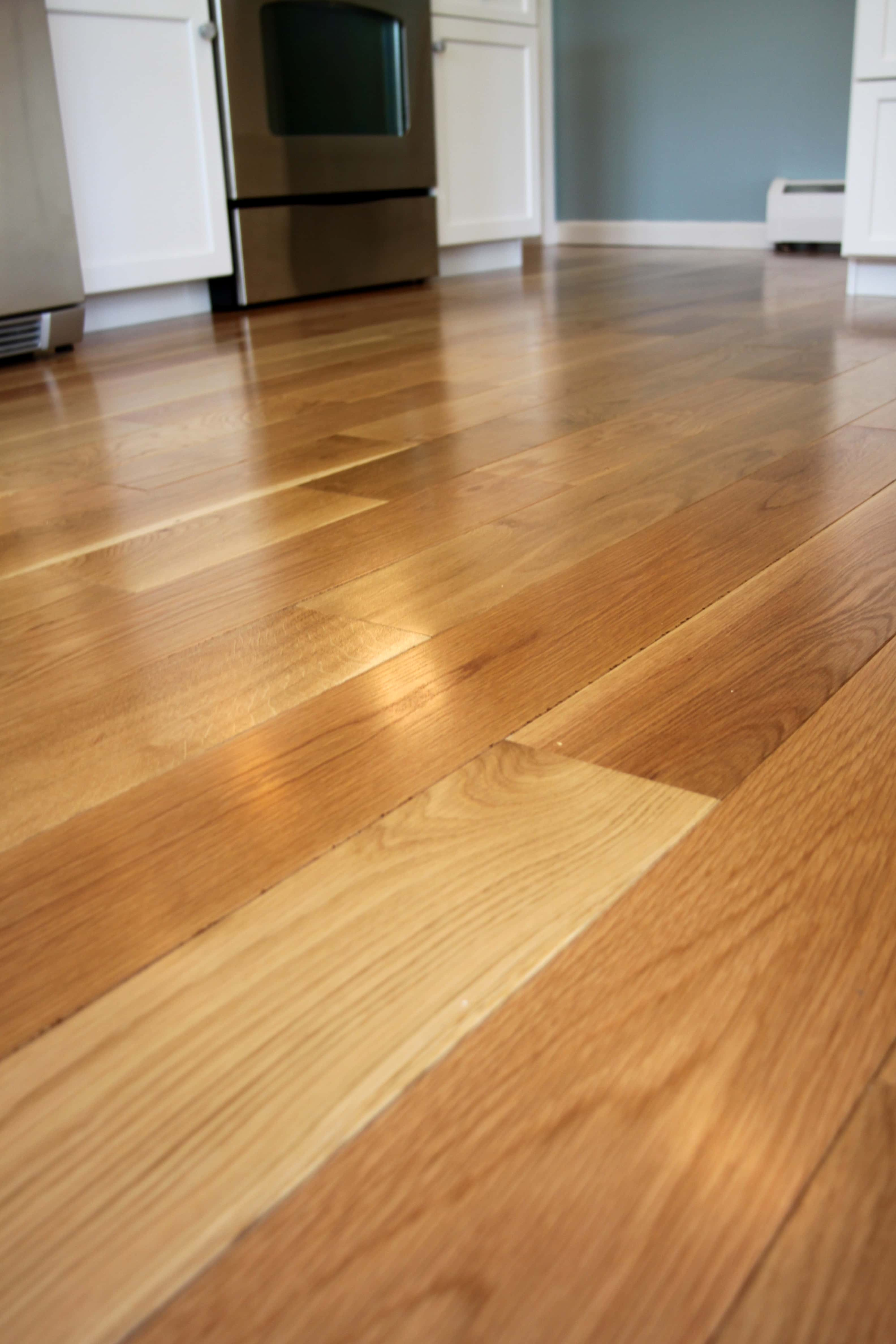 How To Avoid Early Finish Wear On Your Hardwood Floor