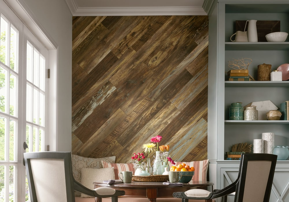 Armstrong Laminate Wall