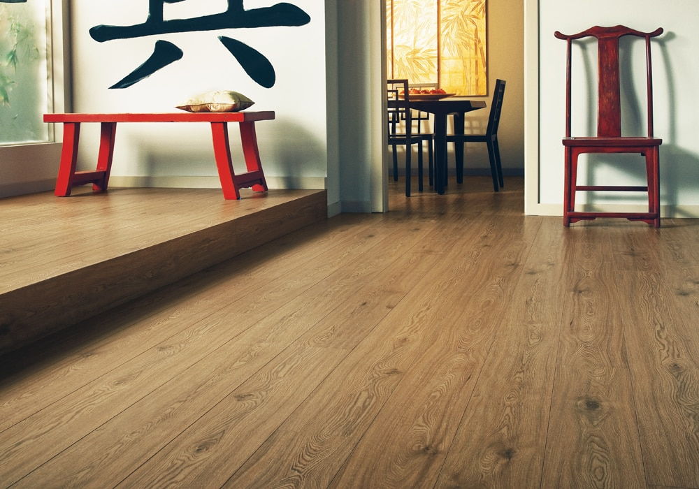 Armstorng Laminate New England Long Plank Boston Tea