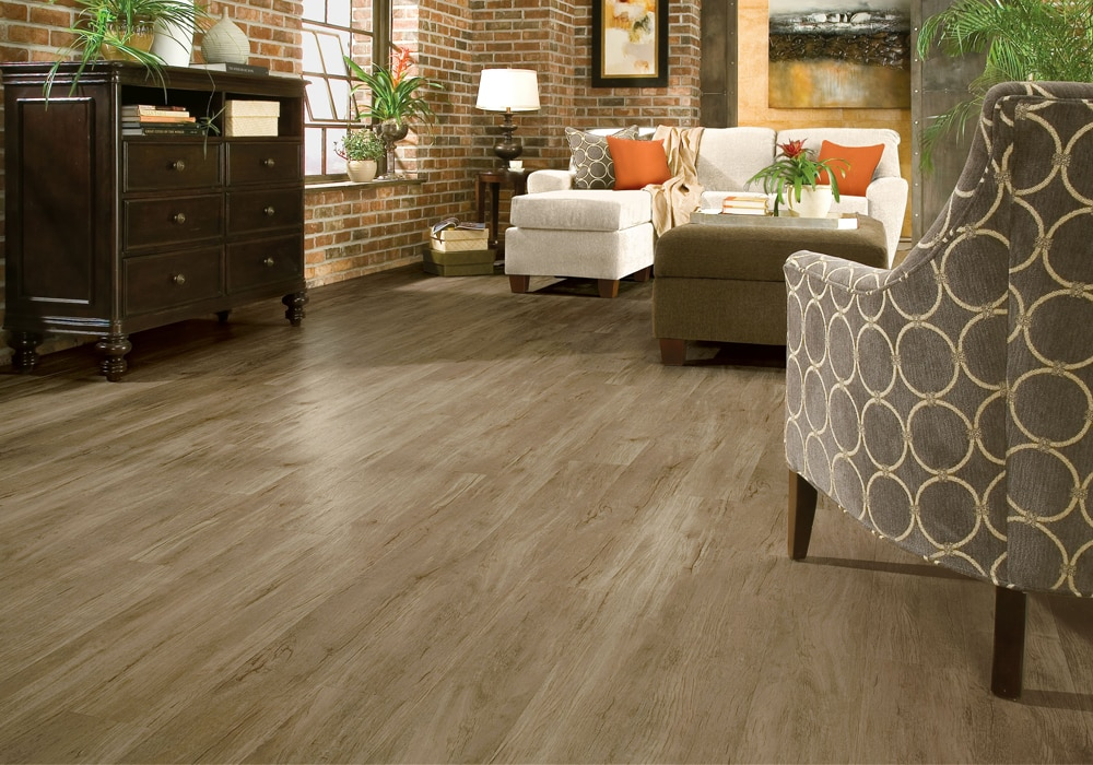 Armstrong Luxe Timber Bay Barnyard Gray