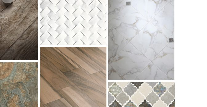Tile Styles of Dalene Flooring