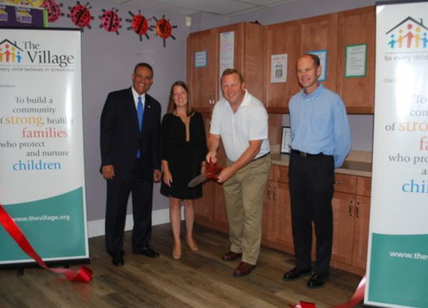 Triumph Engine Control Systems Renovates Village Classroom