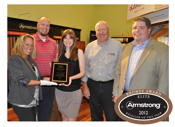 Armstrong Elite Dealer Award