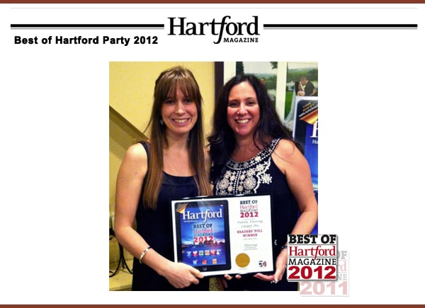 Voted Best in Flooring 2012