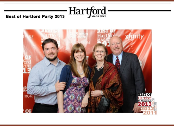 Voted Best in Flooring by Hartford Magazine 2013