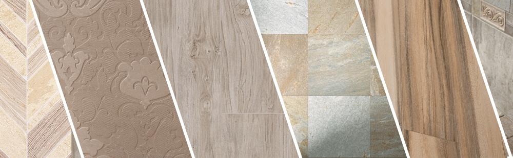 Tile Types at Dalene Flooring