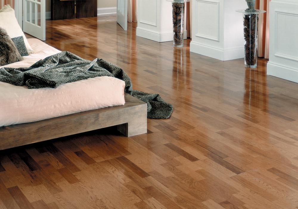 Hickory hardwood