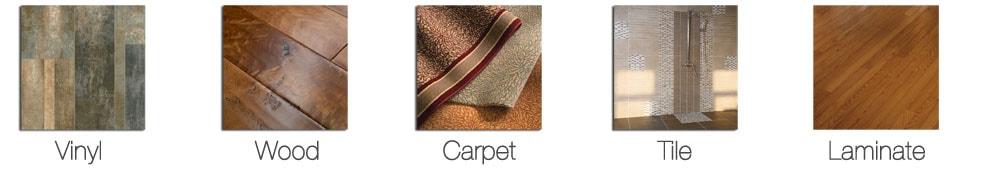 Price Match Flooring Categories