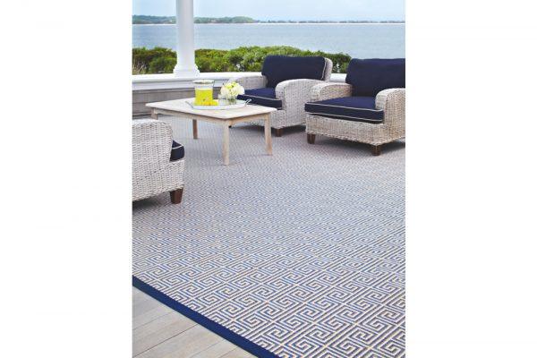 Stanton outdoor area rug, anacapri