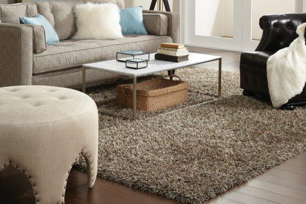 Stanton carpet plush bling