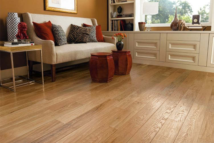 Armstrong white oak natural