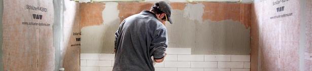 Tile Installation Dalene Flooring