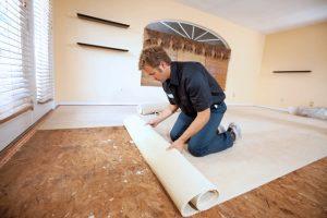Dalene Carpet Installation